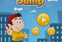 Jimbo Jump / Jimbo Jump - skill html5 game