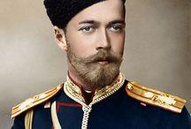 Tsar Nicholas II 1868-1918