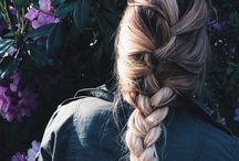 hair and stuff like that