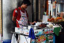 Alimentation de rue