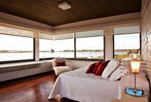 Modern House , casa moderna, Uruguay, Montevideo, doble altura, la tahona / Moderno