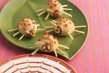 Halloween Fare / Food for Halloween Fun.  / by Brenda Law