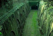 Verlassene Orte // Abandoned places