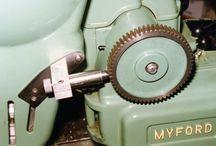 Myford Lathe Stuff