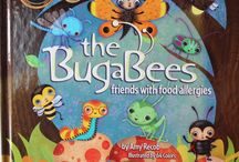 Children's Books / This collection of books are written for young kids to help them understand food for them.