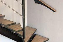 stairs / schody, nowoczesne schody