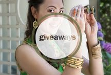 Giveaways / Kevia jewelry giveaways! To win one of these beautiful pieces for free, simply sign up for our newsletter or like us on facebook!   To shop for more styles and collections of Kevia jewelry, visit www.keviastyles.com.