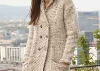 Knitted jackets ladies