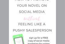 Promoting your novel