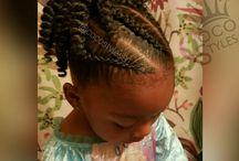 Princess P hairstyle