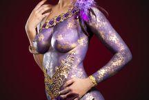 Body Paint / Art, Photography