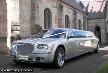 Limo Style / www.limostyle.co.uk We offer convenient, reliable luxurious transport in all areas. We are conveniently based in Essex 20 minutes from Stansted Airport & 20 minutes from Chelmsford & Colchester. Limo Style has a modern fleet of Saloon Cars, Stretched Limousines, 16 seater Limo Party Buses, all of our vehicles & drivers cater for all occasions. Whether it is for a hen party, wedding, night out on the town to a nightclub, kids party