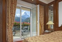 Classic Rooms & Suites / Beautiful rooms and suites in our main building at Parkhotel Beau Site Zermatt