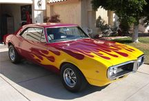 Muscle cars 65-70