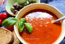 Tomatensuppe mit gerösteten Tomaten - jules happyhealthylife