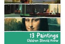 Art - Ideas and Videos / by Dana Carmichael
