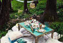 Forest banquet