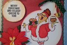 Art Impressions Christmas Cards