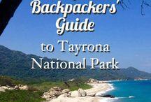 Tayrona backpackers guide