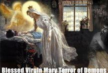 Panna Mária/ virgo maria