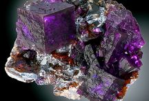 Gemstones and Mineral Specimens / by Carole Skewes