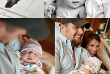 Hospital Baby Photography / by Ashley Henson