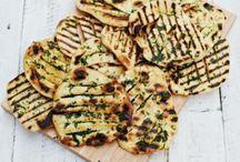 Brot, Brötchen und Aufstriche