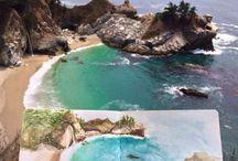 moře a voda