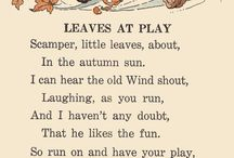 Poems / by Brenda Zwart