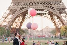 Summer Parisian Wedding for Two / by Anna Arceneaux