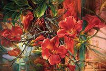 Art: Vie Dunn-Harr, Contemporary Painter