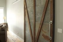 sliding doors / Room dividers