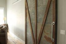Enter / I love doors!