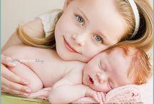 Baby & Siblings