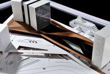 architecture models.