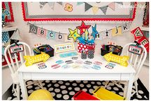 Party and Decor Ideas / Cool ideas to decorate classroom, and room for parties.