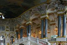 Escadarias de Palácios