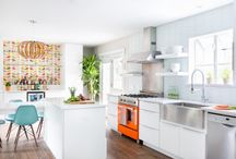 Personalize Your White Kitchen