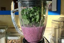 Blendtec Recipes / by Michelle Brin