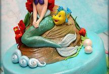 Fiesta sirenita Ariel