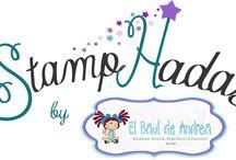 StampHadas  by El Baúl de Andrea / Magia en nuestro idioma / by El Baúl de Andrea