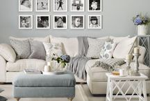 interior inspo / interior, home design, comfy, cozy, grey colors, living room, bedroom, pillows, home decor,