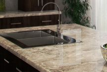 VT at Work / Showing you various installed VT countertops.
