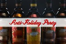 Anti-Holiday / Let's face it—holidays aren't for everybody. So here's a tip for the rest of us: fix some Kahlúa cocktails and gather around to air your grievances. It's going to get real. / by Kahlua