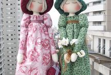 dolls...bebekler...