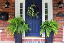 Front doors / by Christie Pruden