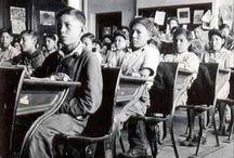 Autochtones, Navajo / - Amérindiens - Premières Nations - Cherokee - Inuit - Pied Noir - Assiniboine - Algonquin - Sioux -