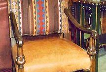 muebles , decoración
