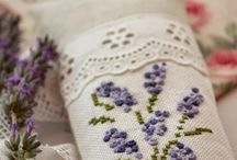 Pincushions and lavender bags
