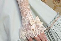 Beautiful Lace / Страсти по кружеву